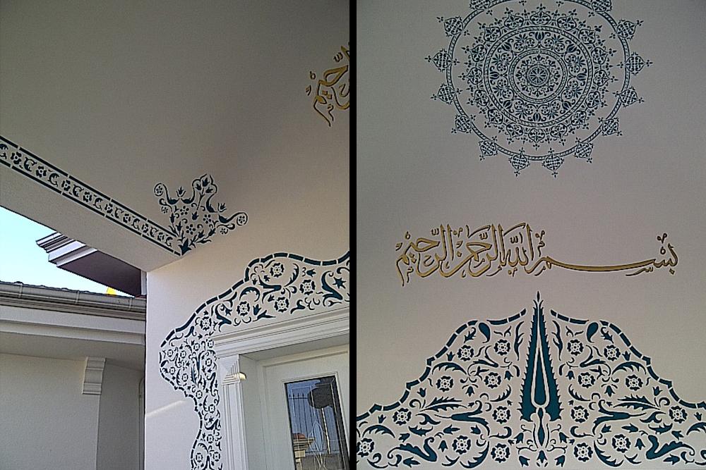 1---İncek Villa Süslemesi / Ankara - TÜRKİYE 2011
