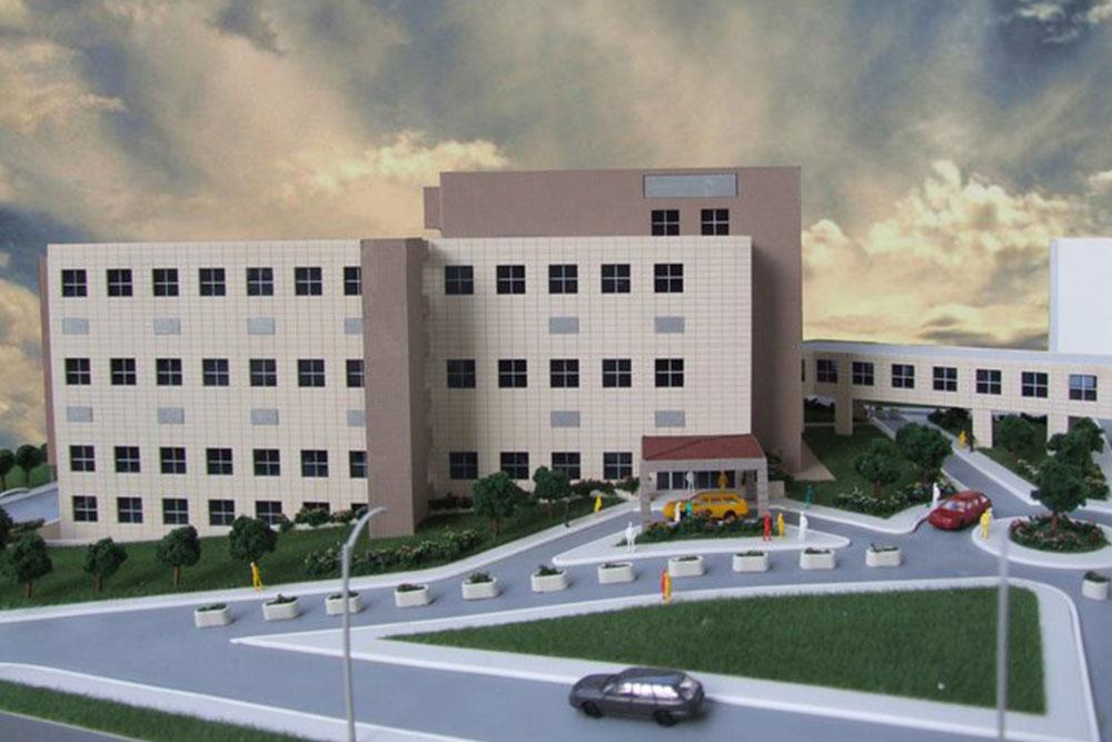 Hastane - İNTİM İNŞAAT / Ankara - TÜRKİYE 2011