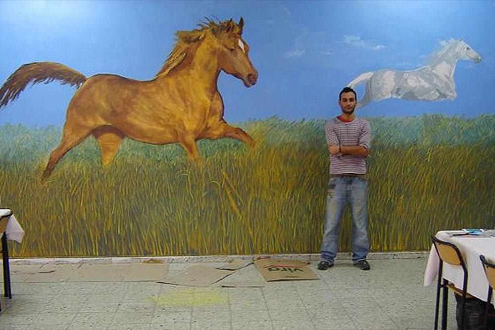 Süleyman Demirel Huzurevi / Ankara - TÜRKİYE 2006
