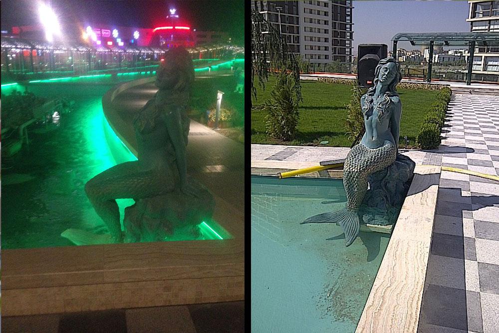 1---Atlantis City Heykeller / Ankara - TÜRKİYE 2011
