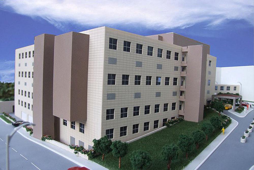 1---Hastane - İNTİM İNŞAAT / Ankara - TÜRKİYE 2011