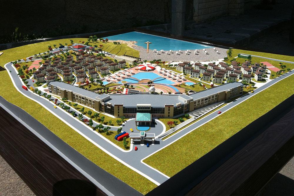 Zigana Alaçatı Resort / Çeşme - TÜRKİYE 2012