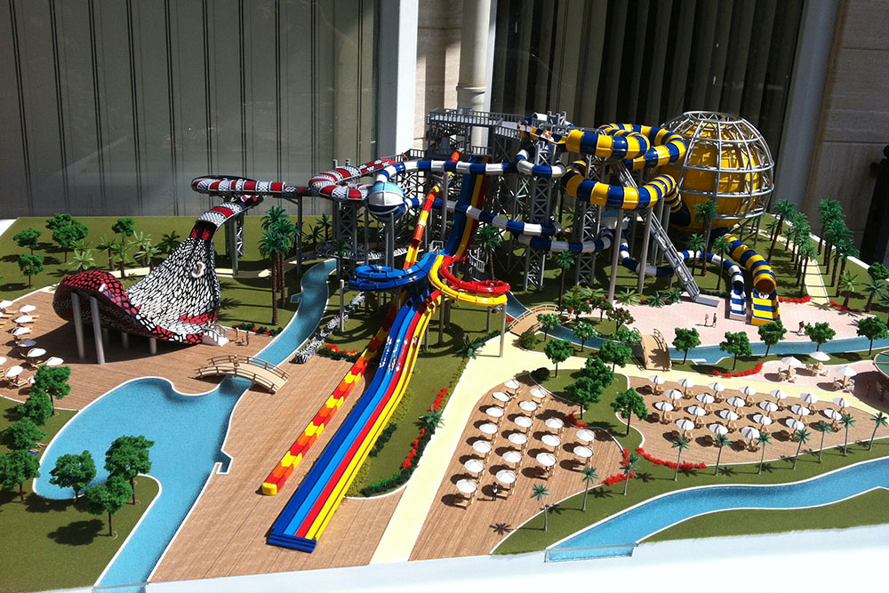 1---Aquapark - POLİN WATERPARKS 2013