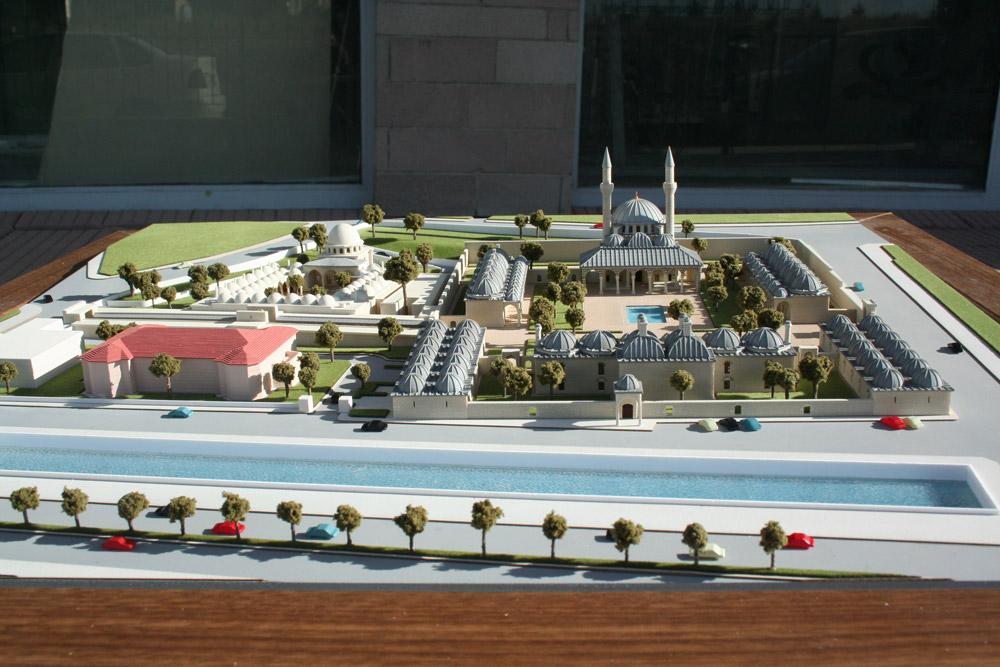 1---Süleymaniye Camii ve Külliyesi - TİKA / Şam-SURİYE 2011